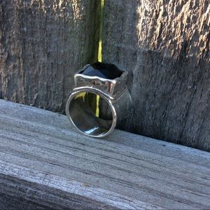 Silpada Smokey Quartz Ring